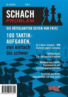 Abbildung von Schach Problem #01/2019 | 2018 | Die rätselhaften Seiten von Fr...