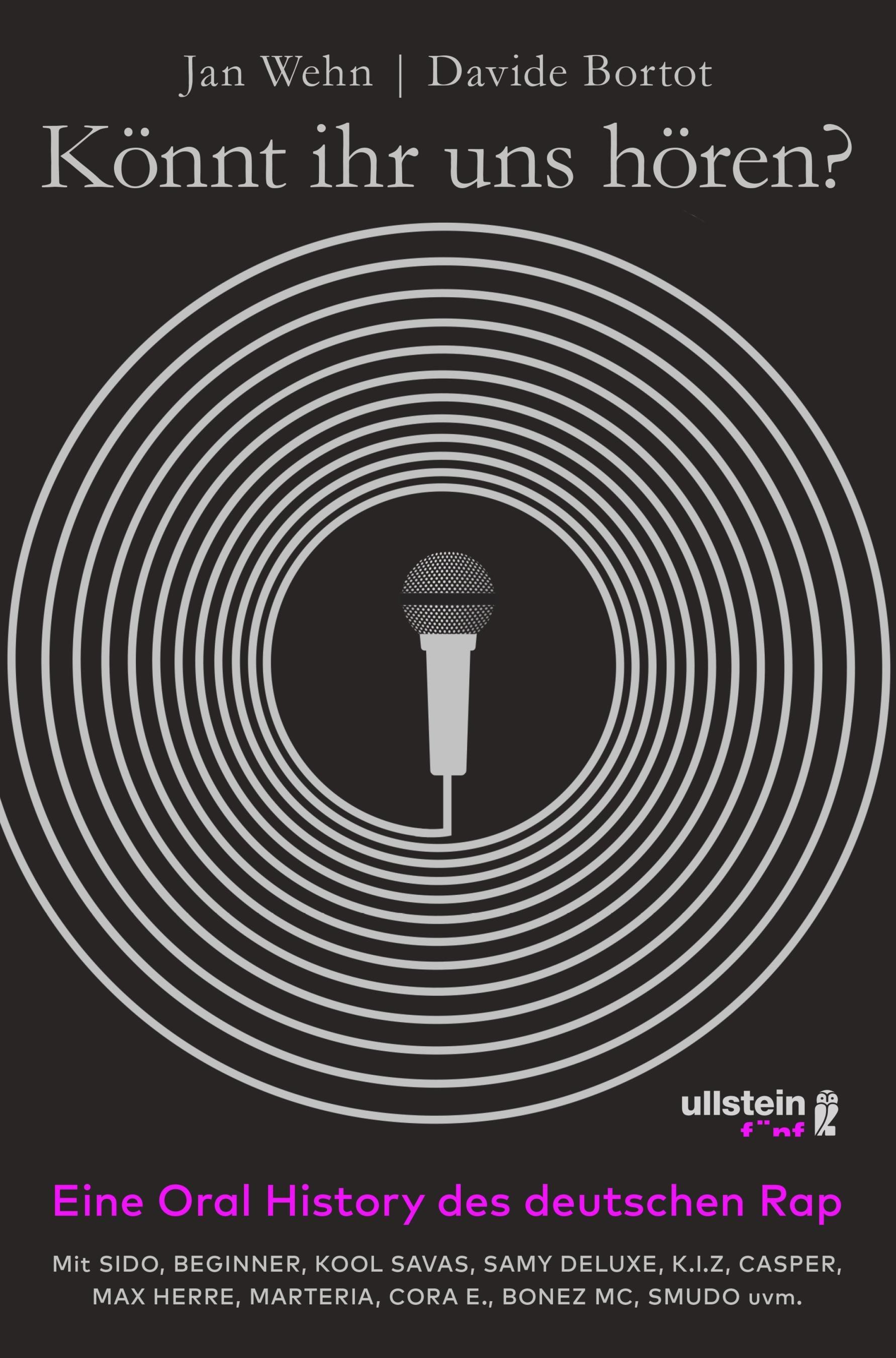 Könnt ihr uns hören?   Bortot / Wehn, 2019   Buch (Cover)
