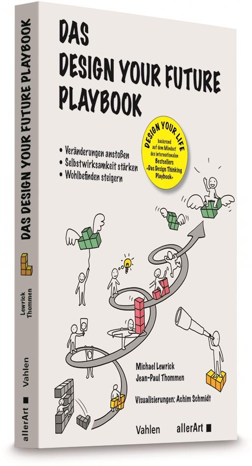 Abbildung von Lewrick / Thommen   Das Design your Future Playbook   2019