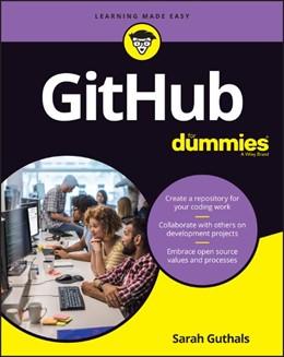 Abbildung von Guthals / Haack | GitHub For Dummies | 1. Auflage | 2019 | beck-shop.de
