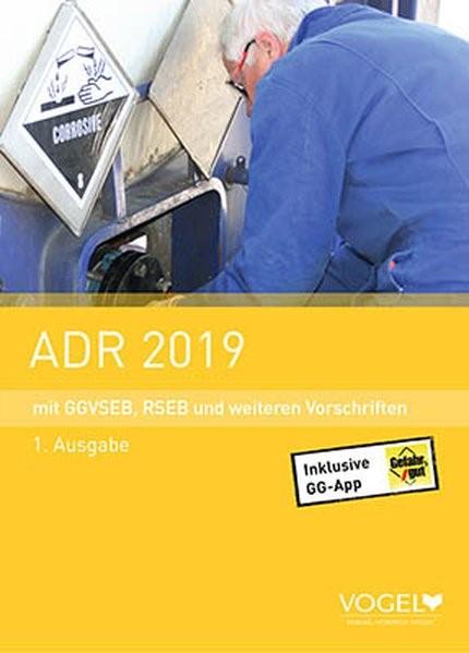 ADR 2019 | 25. Auflage (Cover)