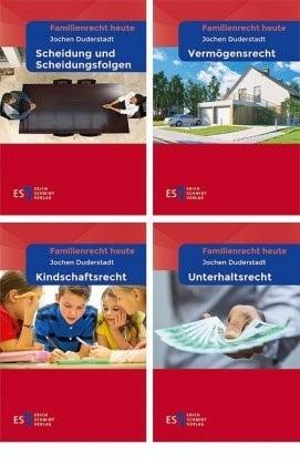 Familienrecht heute komplett im Set | Duderstadt, 2018 | Buch (Cover)