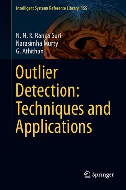 Abbildung von Ranga Suri / Murty M | Outlier Detection: Techniques and Applications | 1. Auflage | 2019 | 155 | beck-shop.de