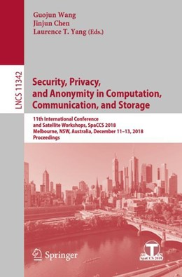 Abbildung von Wang / Chen   Security, Privacy, and Anonymity in Computation, Communication, and Storage   1. Auflage   2018   beck-shop.de