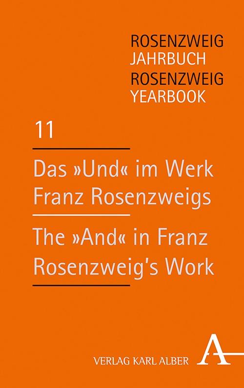 Abbildung von Meir / Wiese | Rosenzweig Jahrbuch / Rosenzweig Yearbook | 1. Auflage | 2018