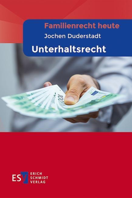 Unterhaltsrecht | Duderstadt, 2018 | Buch (Cover)