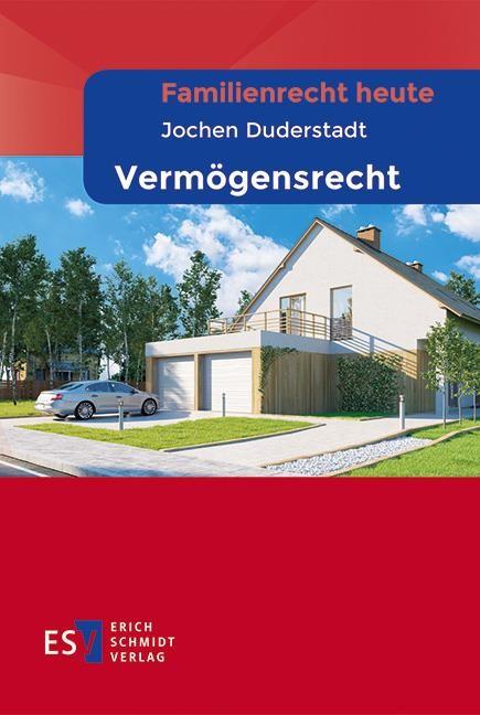 Vermögensrecht | Duderstadt, 2018 | Buch (Cover)
