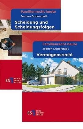 Familienrecht heute Scheidungs- und Vermögensrecht im Set | Duderstadt, 2018 | Buch (Cover)