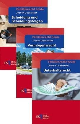 Familienrecht heute Scheidungs-, Vermögens- und Unterhaltsrecht im Set | Duderstadt, 2018 | Buch (Cover)