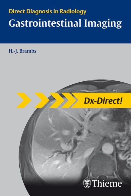Gastrointestinal Imaging | Brambs, 2007 | Buch (Cover)
