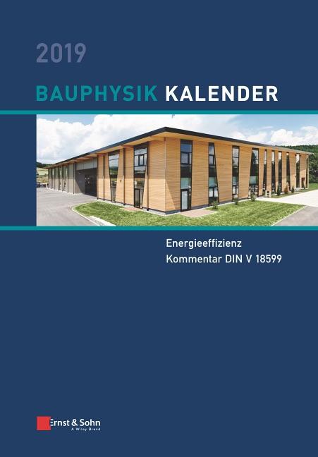 Abbildung von Fouad (Hrsg.) | Bauphysik-Kalender 2019 | 2019