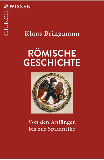 Cover: Klaus Bringmann, Römische Geschichte