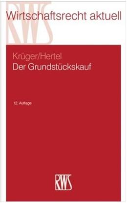 Abbildung von Krüger / Hertel | Der Grundstückskauf | 12. Auflage 2019 | 2020 | 105