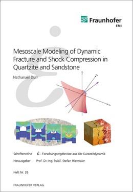 Abbildung von Durr / Hiermaier | Mesoscale Modeling of Dynamic Fracture and Shock Compression in Quartzite and Sandstone. | 1. Auflage | 2018 | 35 | beck-shop.de