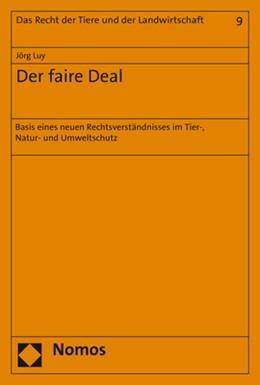 Abbildung von Luy | Der faire Deal | 1. Auflage | 2018 | beck-shop.de