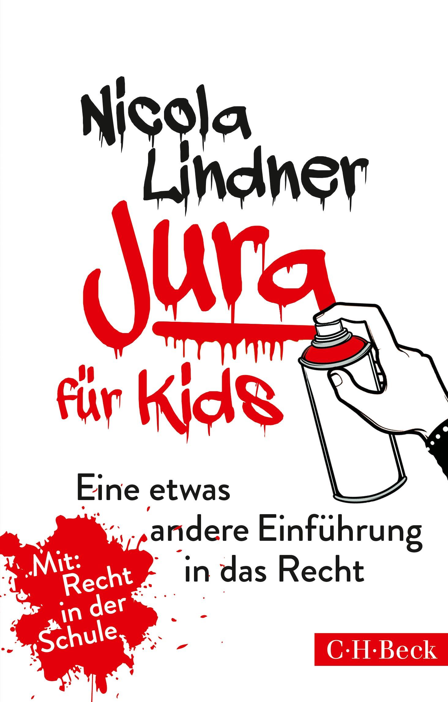 Jura für Kids | Lindner, Nicola | 3., erweiterte Auflage, 2019 | Buch (Cover)