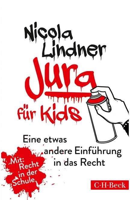 Cover: Nicola Lindner, Jura für Kids