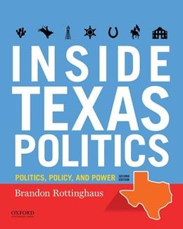 Abbildung von Rottinghaus   Inside Texas Politics   2. Auflage   2019   beck-shop.de