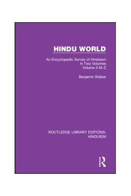 Abbildung von Walker | Hindu World | 1. Auflage | 2019 | 5 | beck-shop.de