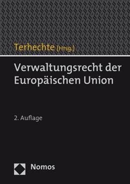 Abbildung von Terhechte | Verwaltungsrecht der Europäischen Union | 2019