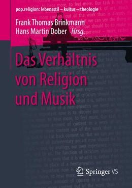 Abbildung von Dober / Brinkmann | Religion.Geist.Musik | 2019 | Theologisch-kulturwissenschaft...