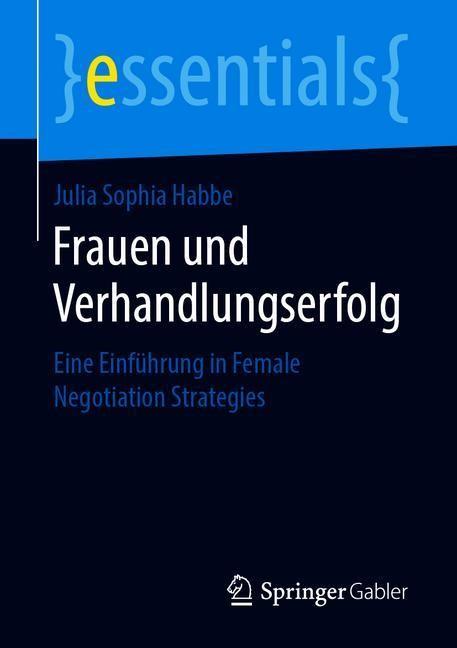 Frauen und Verhandlungserfolg | Habbe, 2019 | Buch (Cover)