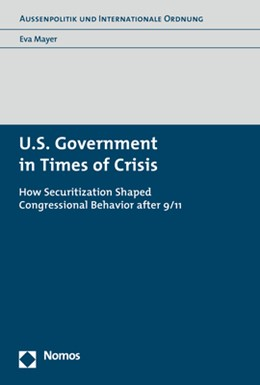 Abbildung von Mayer   U.S. Government in Times of Crisis   2018   How Securitization Shaped Cong...
