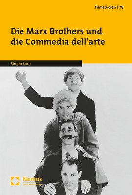 Die Marx Brothers und die Commedia dell'arte | Born, 2019 | Buch (Cover)