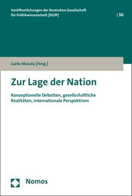 Abbildung von Masala | Zur Lage der Nation | 2019 | Konzeptionelle Debatten, gesel...