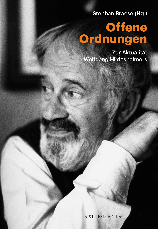 Offene Ordnungen | Braese | Erstauflage, 2018 | Buch (Cover)