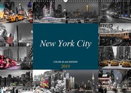 Abbildung von Krause | New York City - Color Glam Edition (Wandkalender 2019 DIN A2 quer) | 1. Edition 2018 | 2018