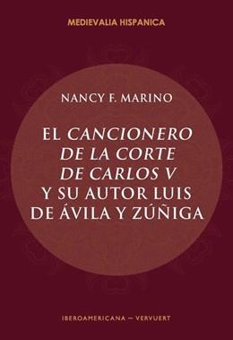 Abbildung von Marino   El Cancionero de la corte de Carlos V y su autor, Luis de Ávila y Zúñiga   2018