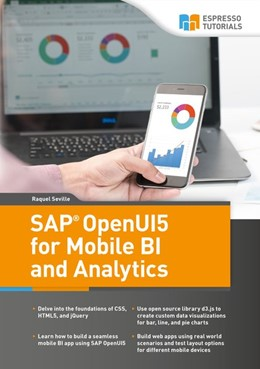 Abbildung von Seville | SAP OpenUI5 for Mobile BI and Analytics | 1. Auflage | 2018 | beck-shop.de