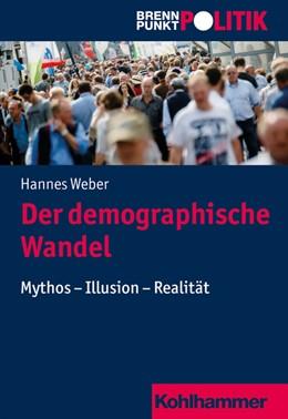 Abbildung von Weber   Der demographische Wandel   1. Auflage   2019   beck-shop.de