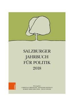 Abbildung von Dirninger / Heinisch   Salzburger Jahrbuch für Politik 2018   1. Auflage   2019   beck-shop.de