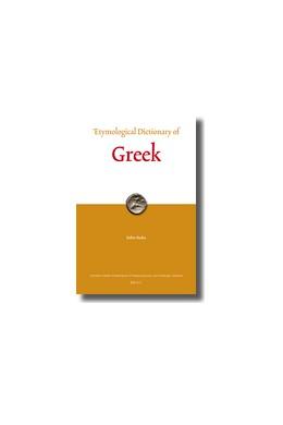 Abbildung von Beekes | Etymological Dictionary of Greek (2 vols.) | 2009 | 10