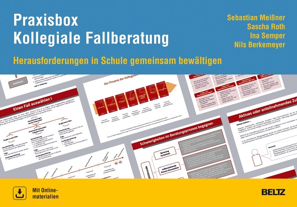 Abbildung von Meißner / Semper / Roth | Praxisbox Kollegiale Fallberatung | 2019