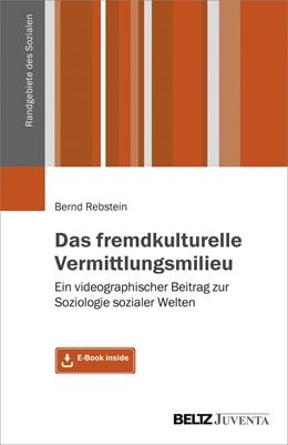 Abbildung von Rebstein | Das fremdkulturelle Vermittlungsmilieu | 2019 | Ein videographischer Beitrag z...
