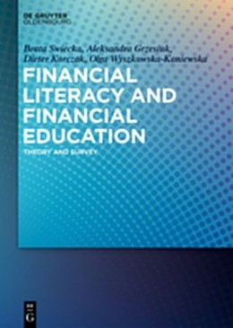 Abbildung von Swiecka / Grzesiuk | Financial Literacy and Financial Education | 1. Auflage | 2019 | beck-shop.de