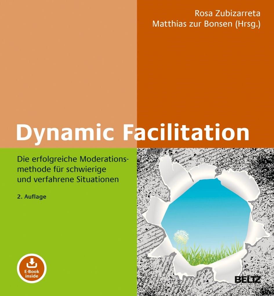 Dynamic Facilitation | Bonsen / Zubizarreta | 2., aktualisierte und erweiterte Aufl., 2019 | Buch (Cover)