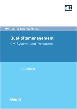 Abbildung von Qualitätsmanagement | 10. Auflage | 2019 | 226 | beck-shop.de