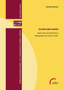 Abbildung von Kulmus   Altern und Lernen   1. Auflage   2018   beck-shop.de