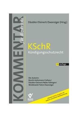 Abbildung von Däubler / Deinert | KSchR - Kündigungsschutzrecht | 11. Auflage | 2020 | beck-shop.de