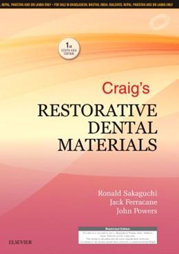 Abbildung von Sakaguchi / Powers / Ferracane | Craig's Restorative Dental Materials: First South Asia Edition | 2018 | Craig's Restorative Dental Mat...