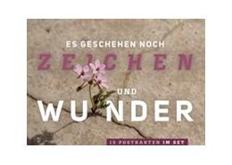Abbildung von Es geschehen noch Zeichen und Wunder | 2019 | Postkarten-Set mit 15 Postkart...
