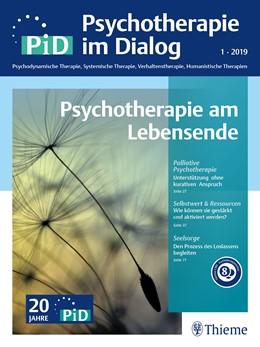 Abbildung von Psychotherapie im Dialog - Psychotherapie am Lebensende | 1. Auflage | 2019 | beck-shop.de