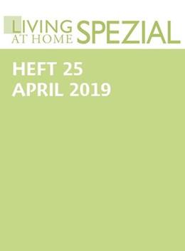 Abbildung von Gruner+Jahr GmbH | Living at Home Spezial Nr. 25 (1/2019) | 1. Auflage | 2019 | beck-shop.de