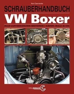 Abbildung von Cservenka   Schrauberhandbuch VW-Boxer   1. Auflage   2019   beck-shop.de