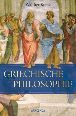 Abbildung von Kranz | Die Griechische Philosophie | 2019