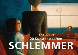 Abbildung von Schlemmer   Postkartenbuch Oskar Schlemmer   2019